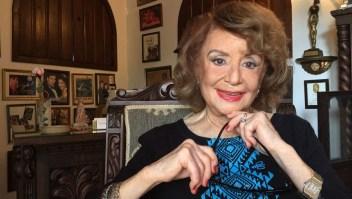Escritora de telenovelas Delia Fiallo muere a los 96 años