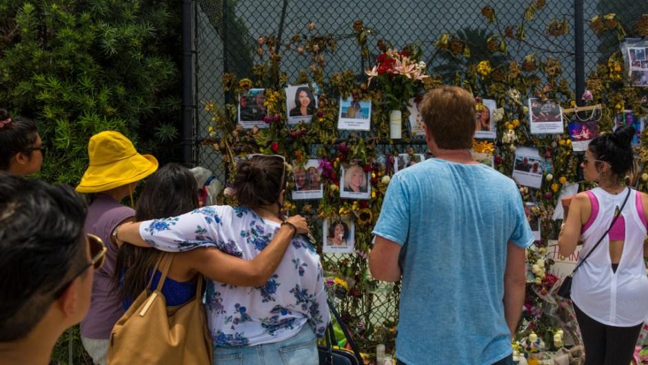 Homenaje a víctimas y desaparecidos en Miami