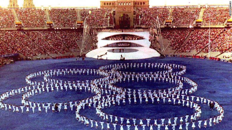 Juegos Olímpicos en Barcelona