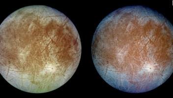 Estudian posibilidad de vida en una luna de Júpiter
