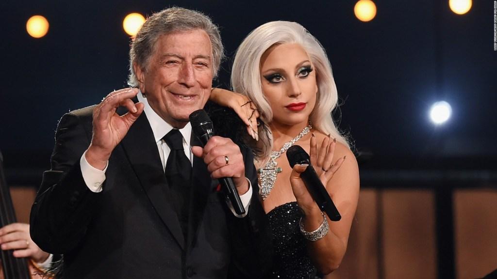 Lady Gaga et Tony Bennett chantent à nouveau ensemble