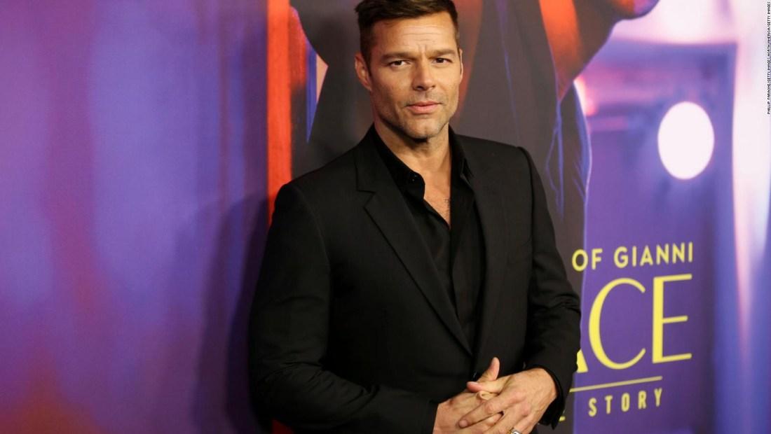 Ricky Martin: ¡Vacúnate ya!