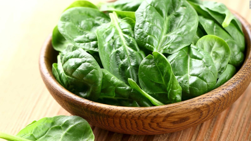 Was Popeye right about spinach and muscle strength?