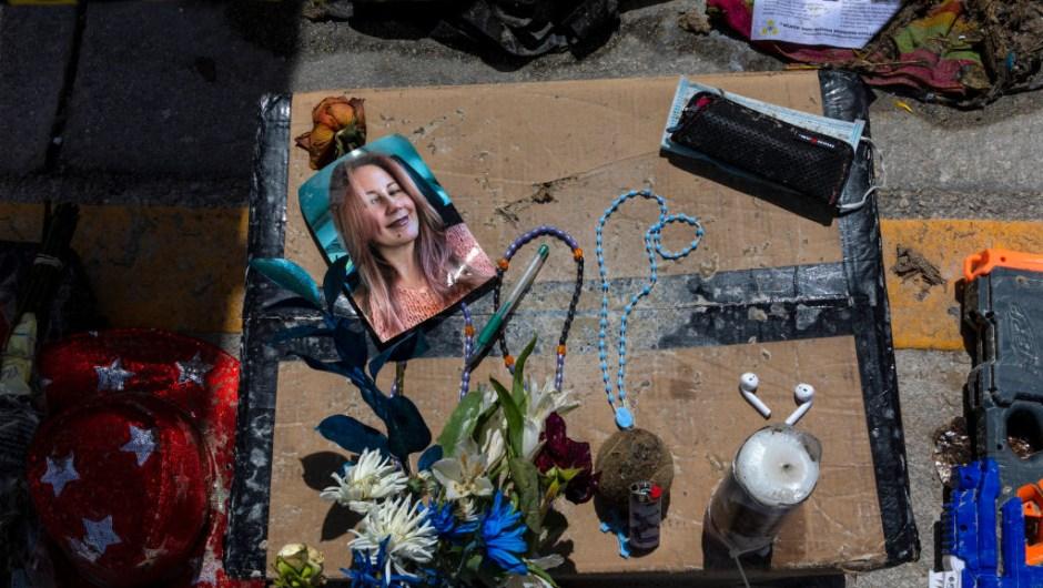 Homenaje a víctimas y desaparecidos en Miami.