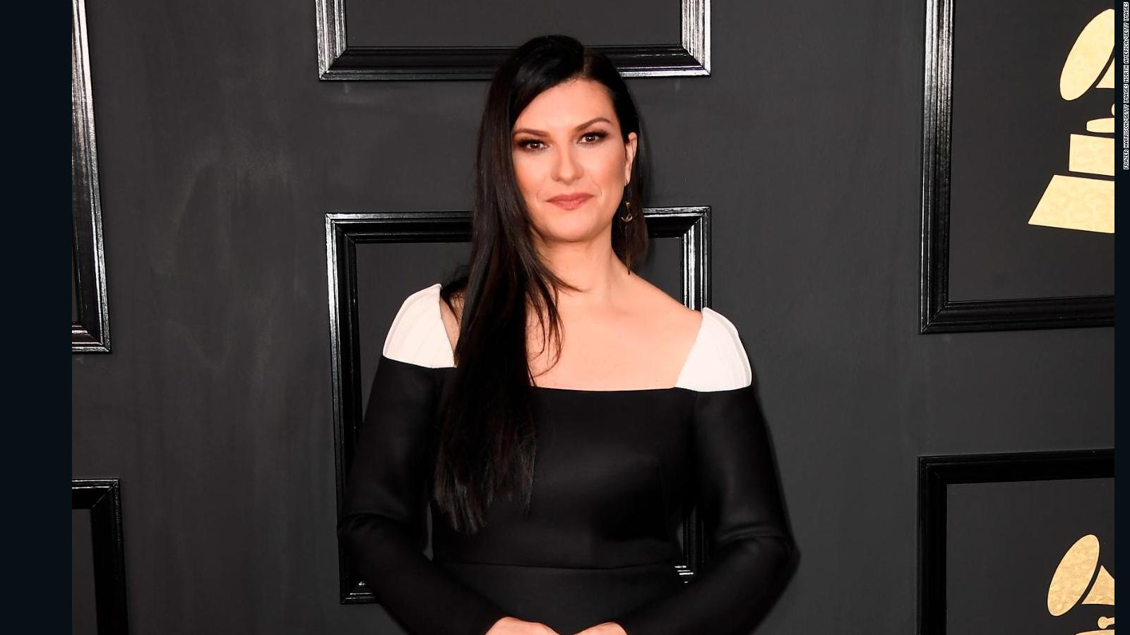 Laura Pausini anuncia que incursiona en el cine