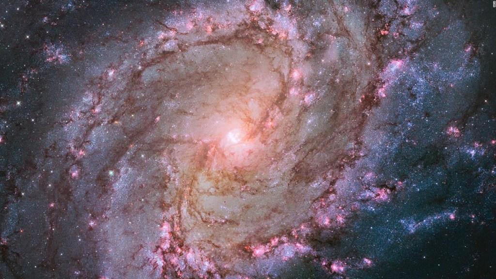 ¿Cómo se obtiene el sonido de las galaxias?