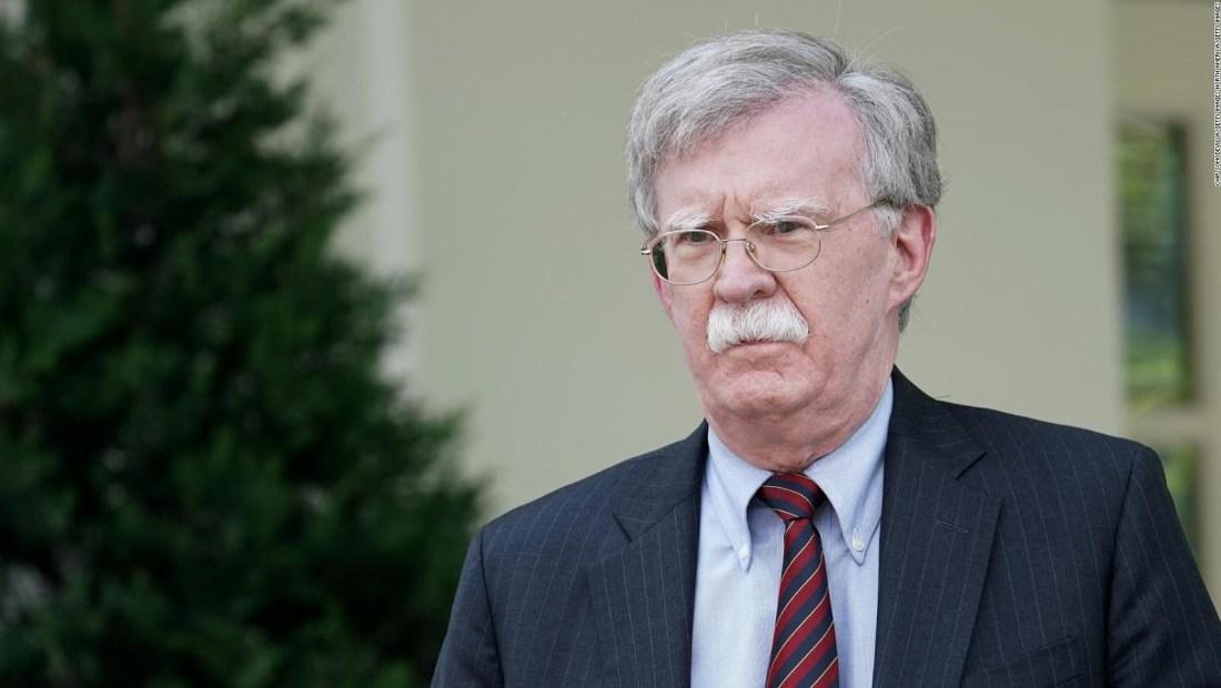 Bolton: EE.UU. podría sufrir ataques terroristas