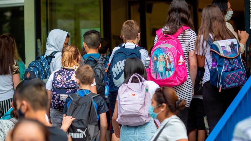 Otros 12.000 niños se contagiaron de covid-19 en EE.UU.