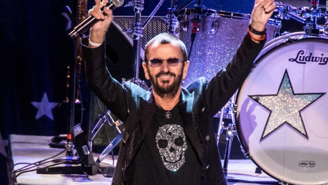 Cumpleaños 81 de Ringo Starr es tendencia