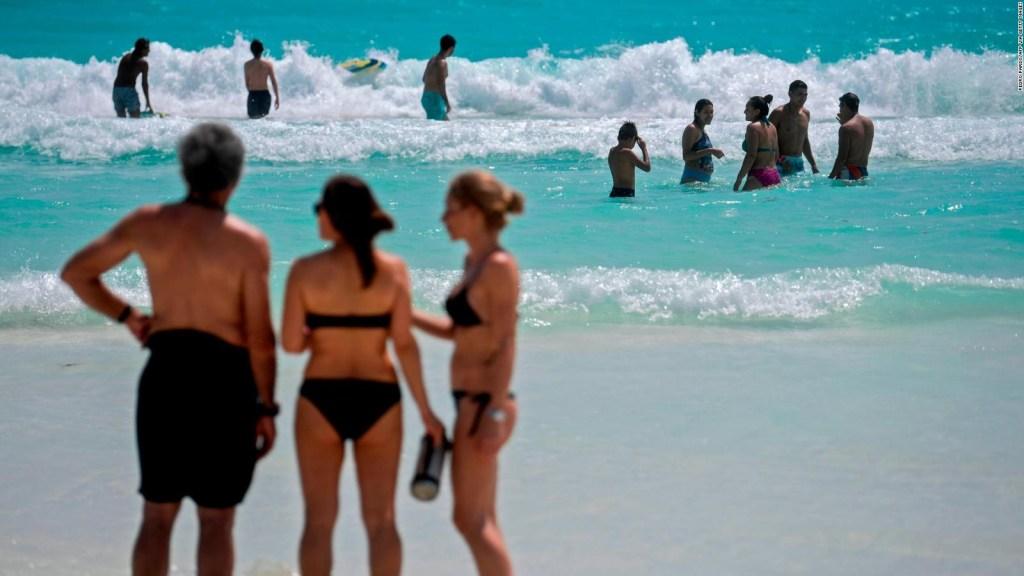 Las medidas de salud en Cancún ante repunte de covid-19