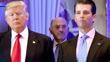 CFO de Organización Trump se declara inocente