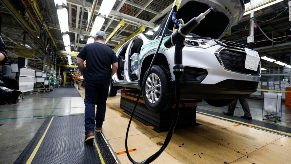 GM detiene por una semana la producción de pick-ups