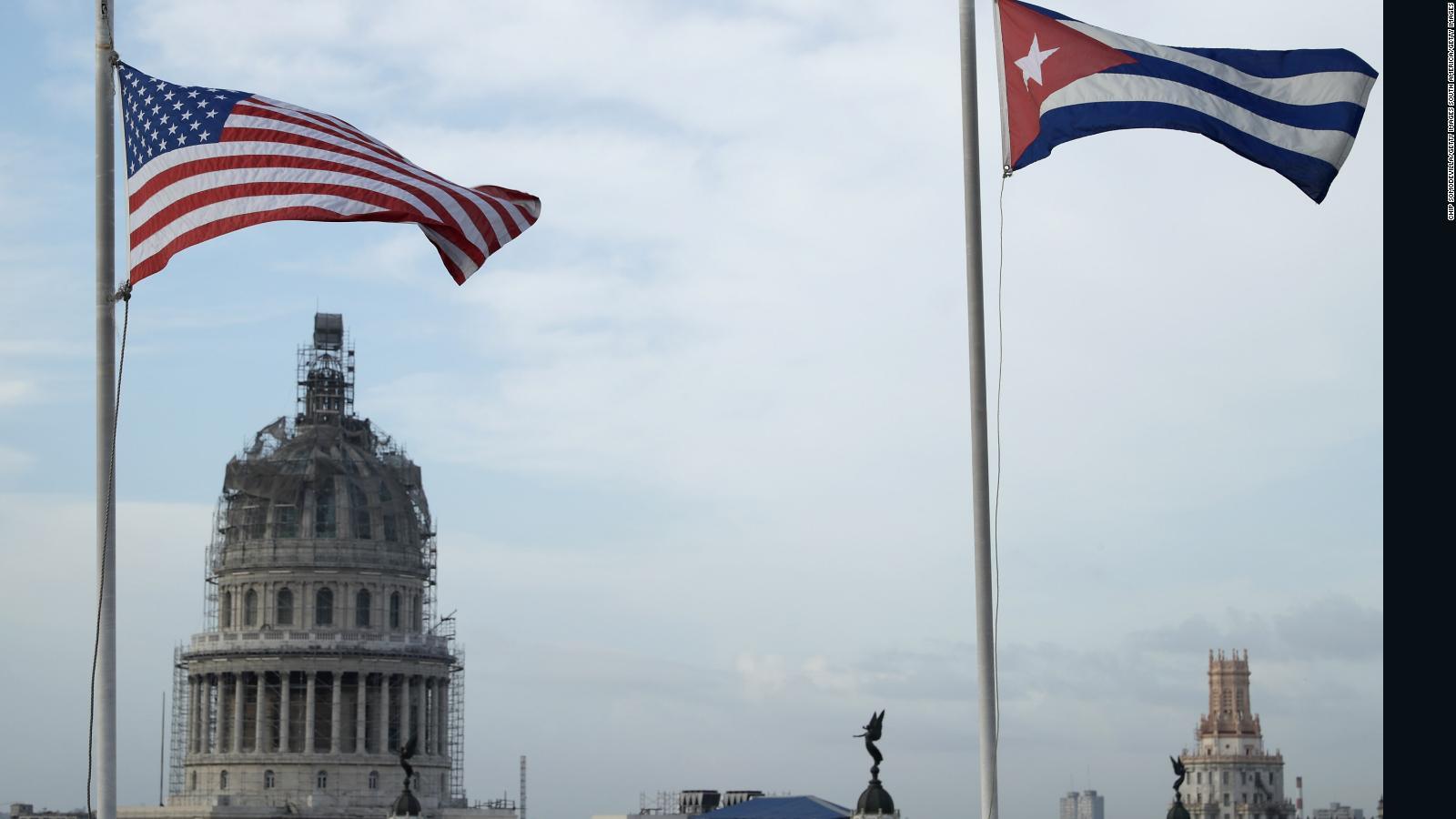 EE.UU. no tiene un agenda secreta contra Cuba, dice funcionario de la Casa Blanca