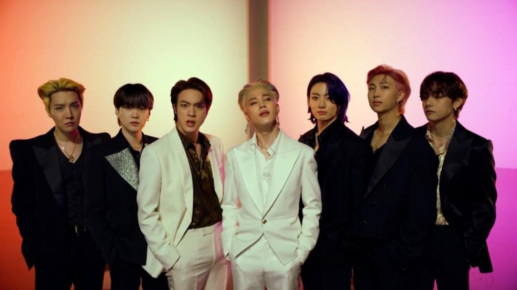 BTS se une a la casa de moda Louis Vuitton