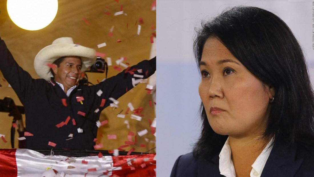 ¿Hay fraude en las elecciones de Perú?