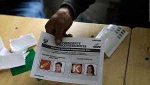 Daniel Zovatto: No hubo fraude electoral en Perú