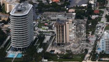 Ingeniero: Colapso de edificio no fue por una sola causa