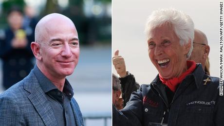 Conoce a la mujer que viajará al espacio con 82 años