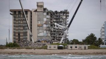 Tragedia Surfside: alertan impacto del cambio climático