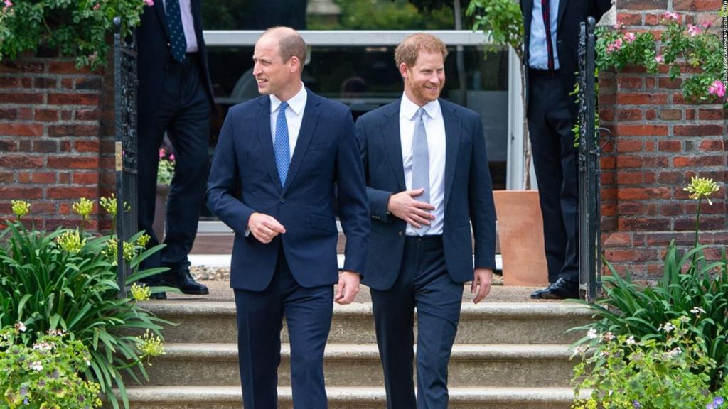 El mensaje de William y Harry es tendencia en redes