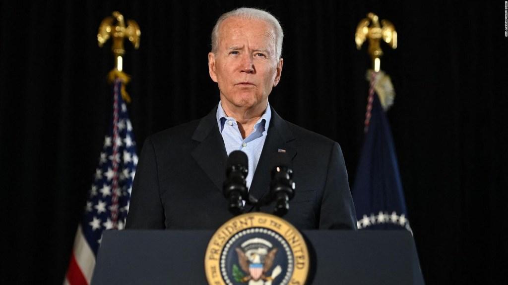 Joe Biden: La nación está de luto y estamos con Miami