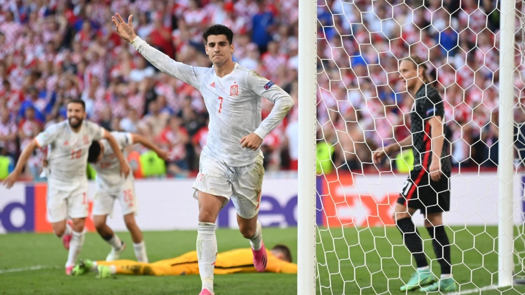 España no puede cederle nada a Suiza en la Euro 2020