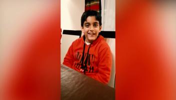 Este niño pide vacunarse para ver a sus amigos