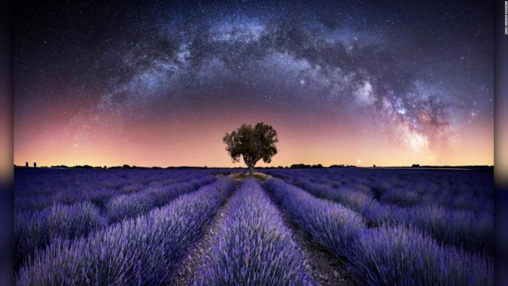 Mira algunas fotos que buscan ganar premio de astronomía