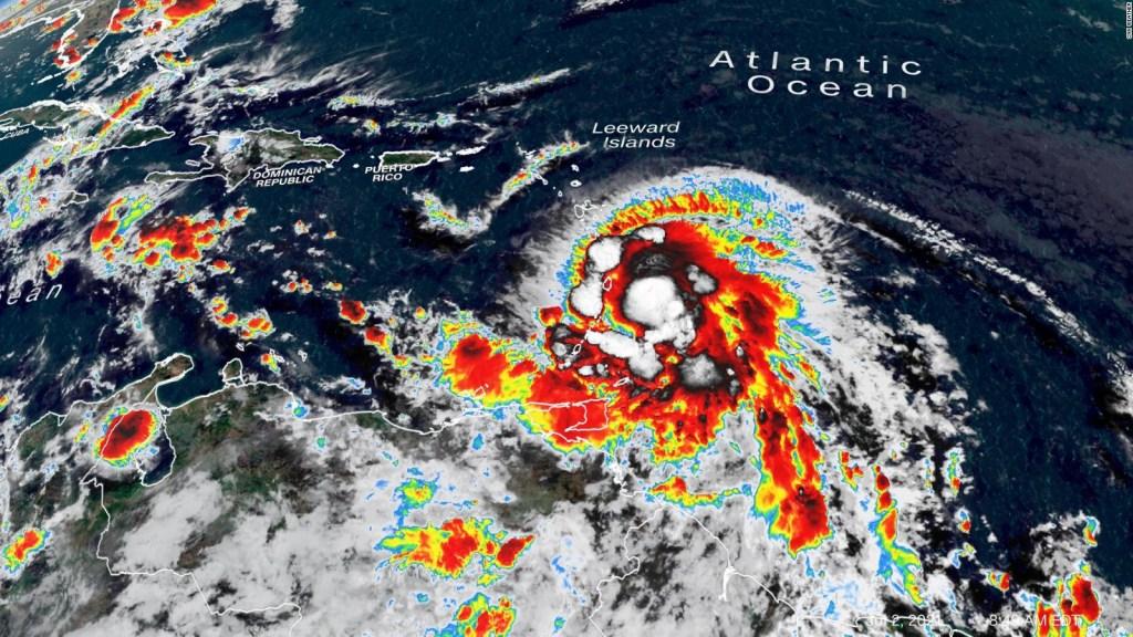 Elsa, el primer huracán de la temporada 2021