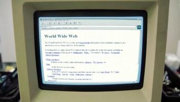 Venden código de la World Wide Web por US$ 5,4 millones
