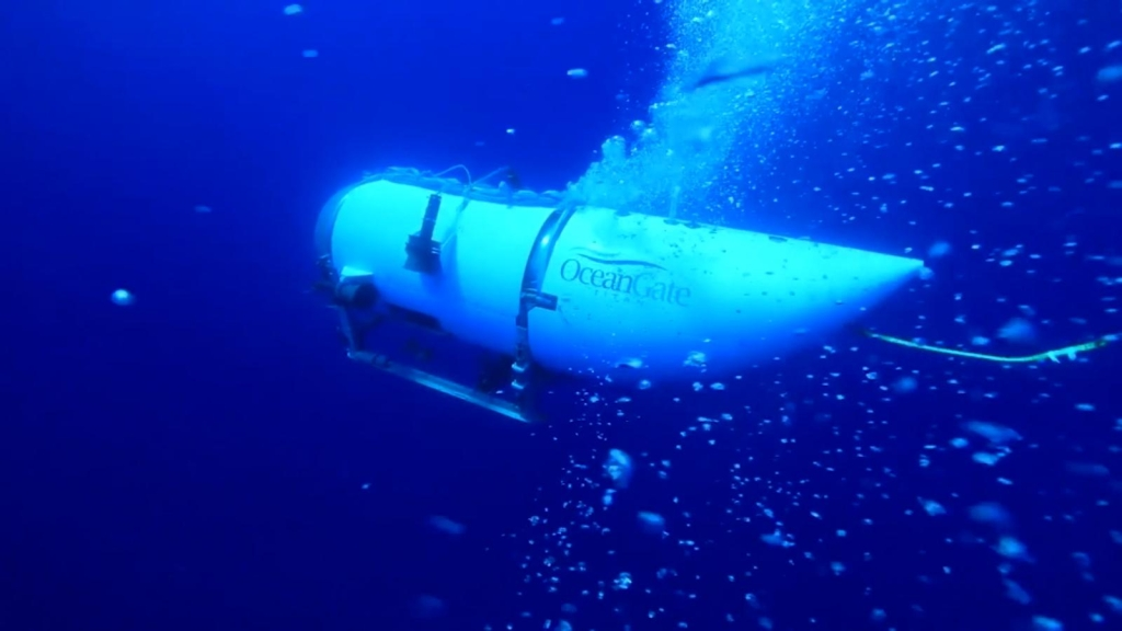 Empresa inicia misiones al Titanic