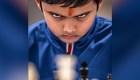Abhimanyu Mishra, de 12 años, se convierte en el gran maestro más joven en la historia del ajedrez
