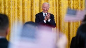 "Biden a naturalizados: ""Gracias por elegir a EE.UU."""
