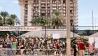¿Cómo debería demolerse el edificio derrumbado en Miami?