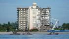 Ron DeSantis apoya la demolición del edificio de Miami