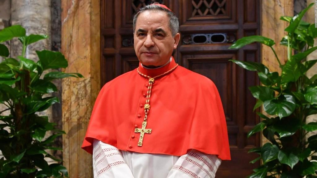 Vaticano emprende acciones legales contra cardenal