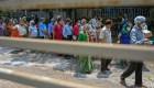 Inyectan agua y no vacuna a miles de personas en India