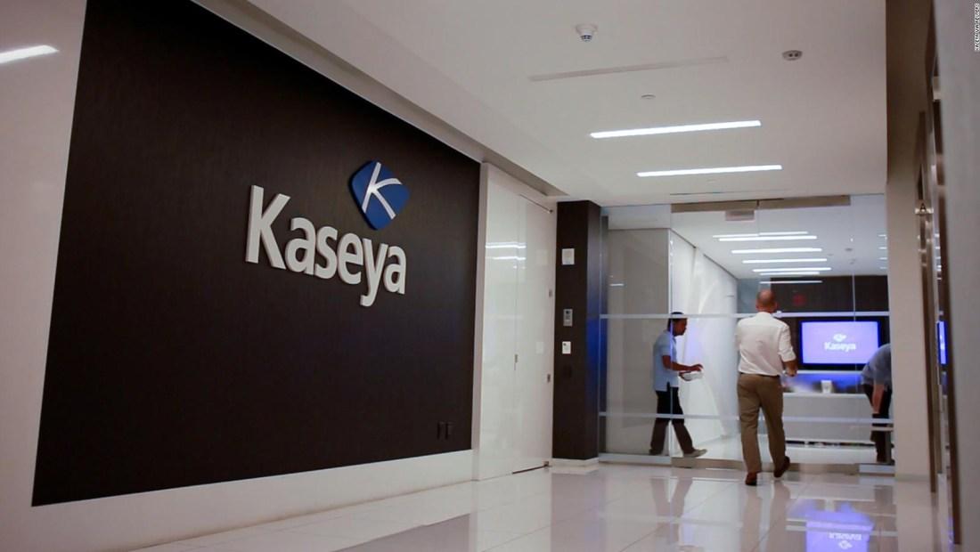 Menos 1.500 empresas afectadas en ciberataque a Kaseya