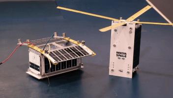 Argentina lanzará el satélite más pequeño de Latinoamérica