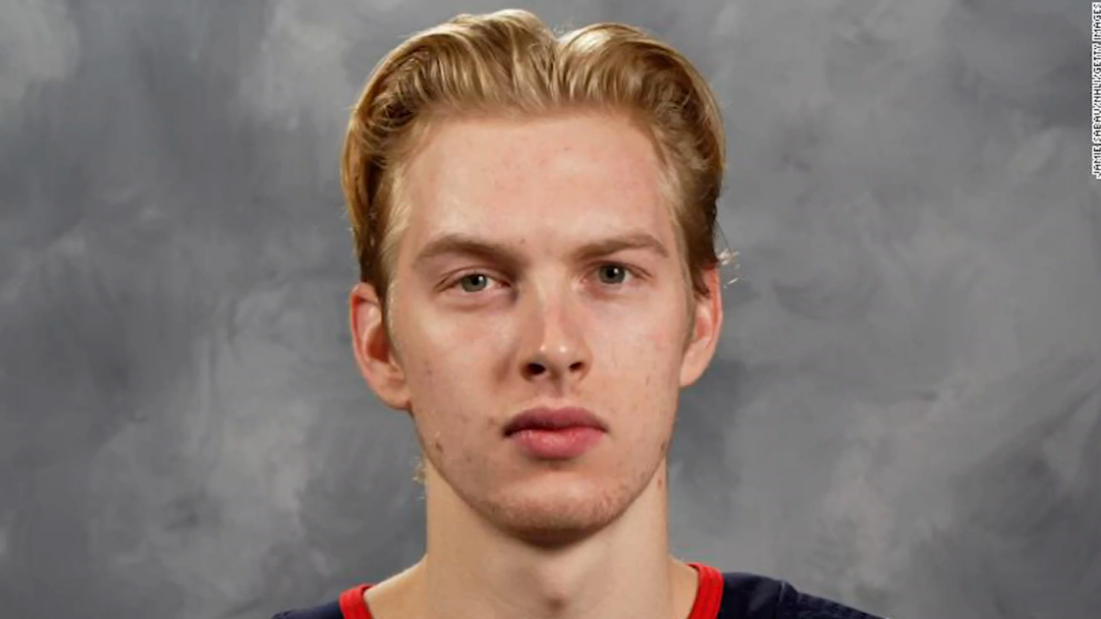 El portero de la NHL Matiss Kivlenieks muere a los 24 años por una aparente lesión en la cabeza