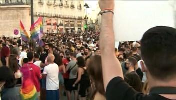 Indignación en España por muerte de joven gay tras paliza