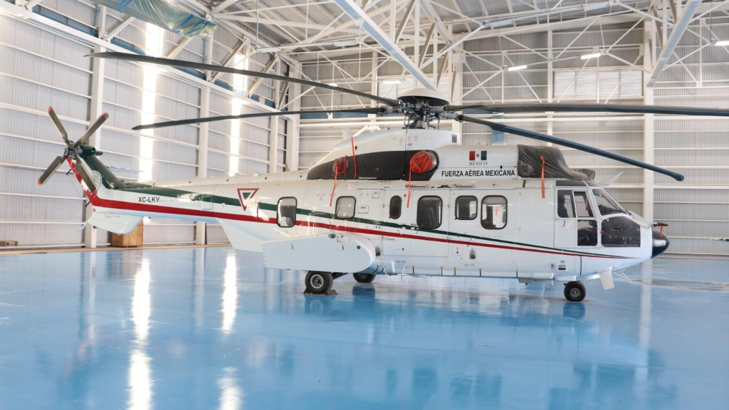 Gobierno de México venderá 10 aeronaves de Fuerza Aérea
