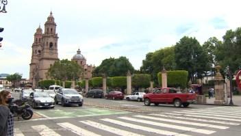 Los focos rojos en Michoacán, según su gobernador electo