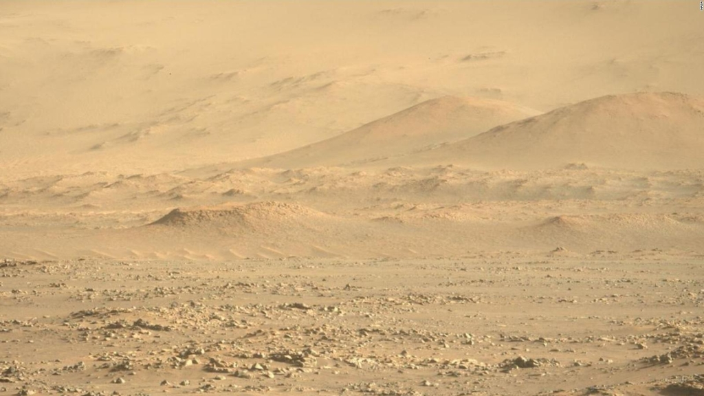 Postal llena de dunas es la imagen de la semana en Marte