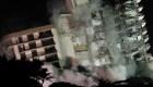 Pierde casi todo en el derrumbe de Miami, menos la vida
