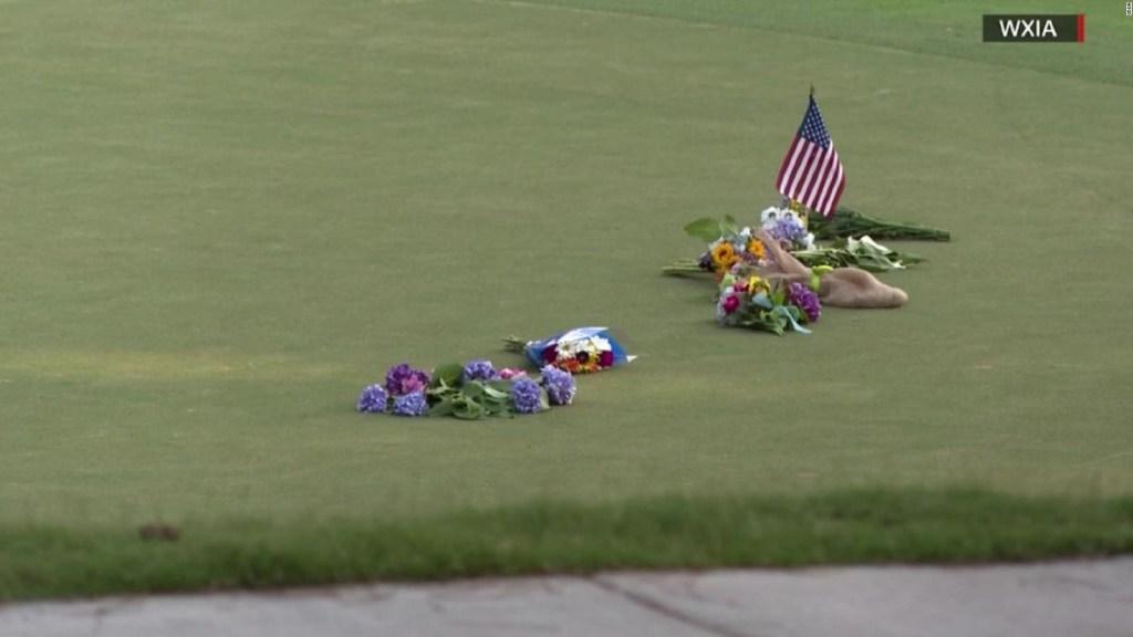 Investigan triple asesinato en campo de golf de Georgia