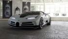 Bugatti y Rimac se unen para crear coches eléctricos