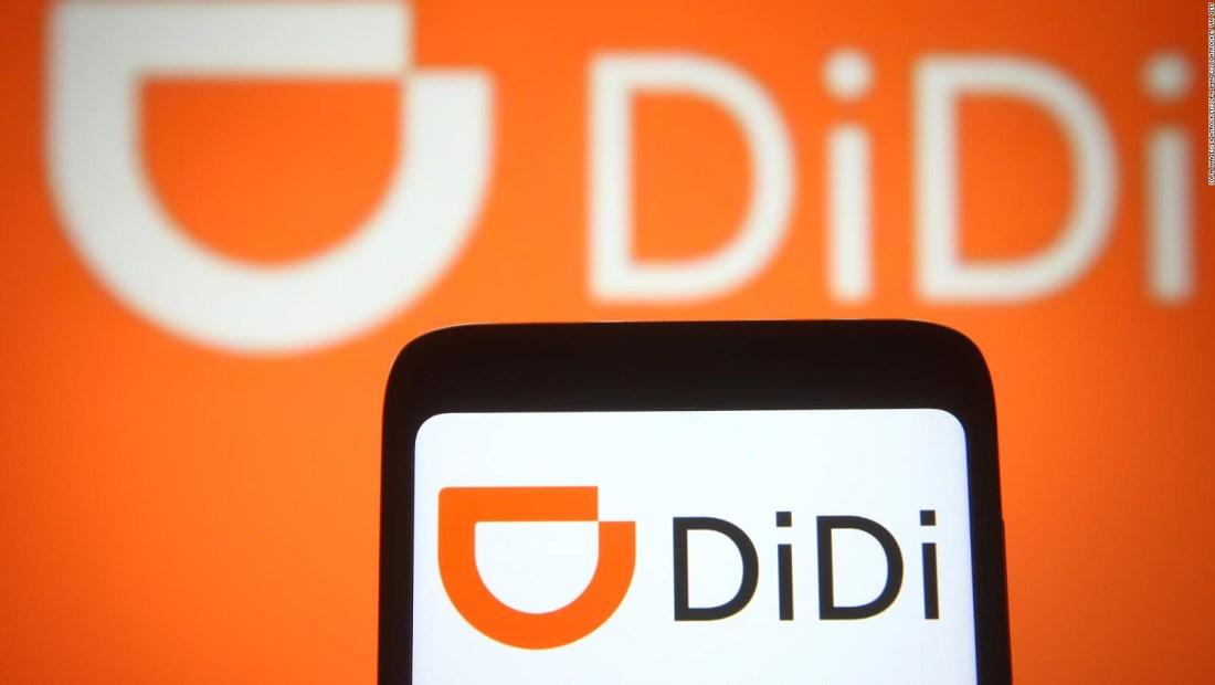 Acciones de DiDi se desploman tras prohibición de China