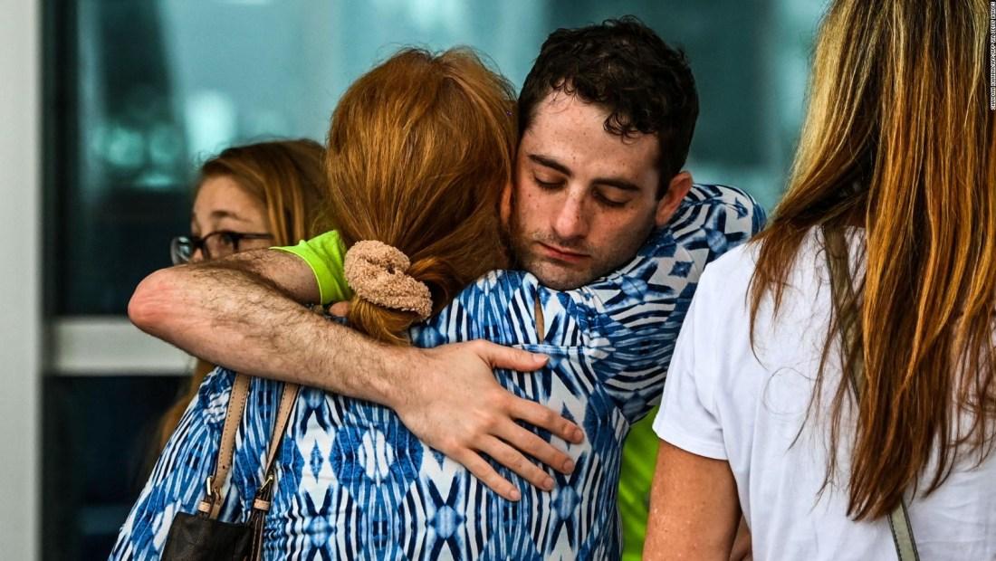 Síntomas que tendrían sobrevivientes del colapso en Miami