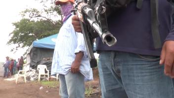 Autodefensas vuelven a tomar el control en municipios de Michoacán